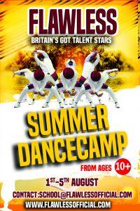 FLAWLESS SUMMER DANCE CAMP