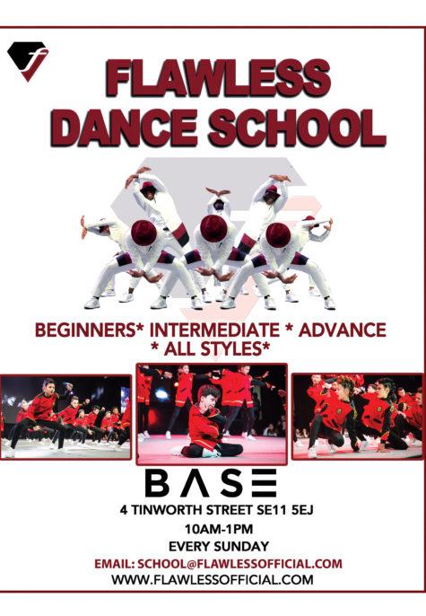 Flawless dance school