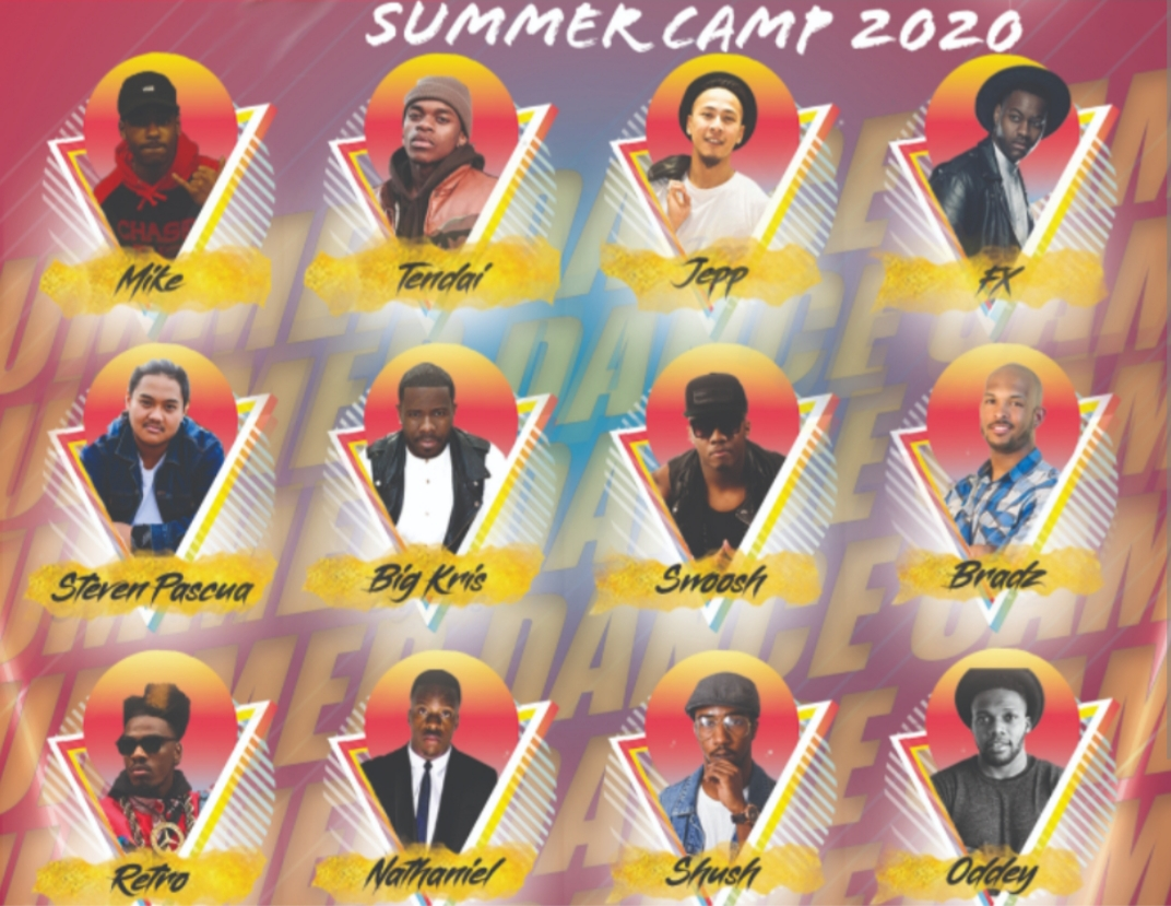 Join us for Summer Dance Camp 2020